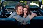 Peter Sarsgaard as Chuck Traynor, and Amanda Seyfried as Linda Lovelace.