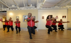 StepAfrika! at Pepco Edison Place Gallery 9-3-15