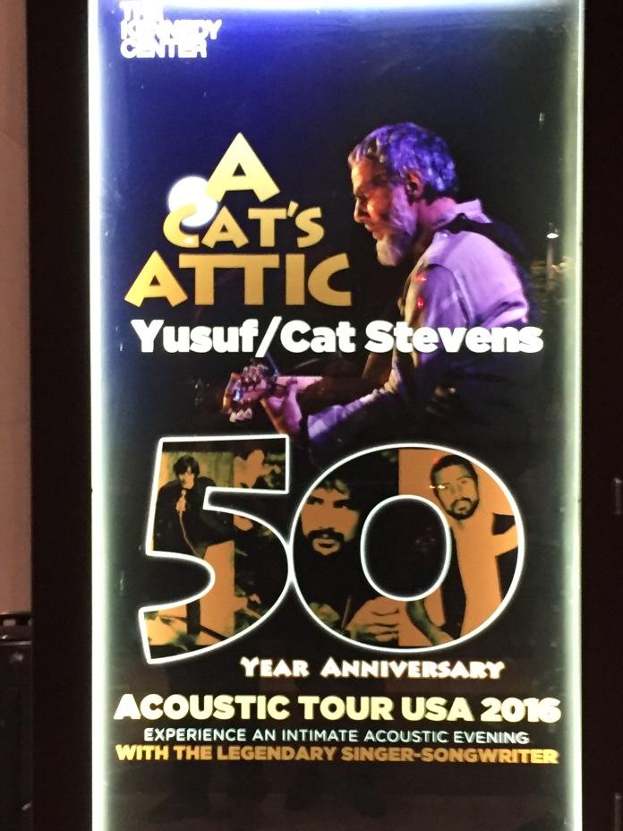 Yusuf - Cat Stevens poster.JPG