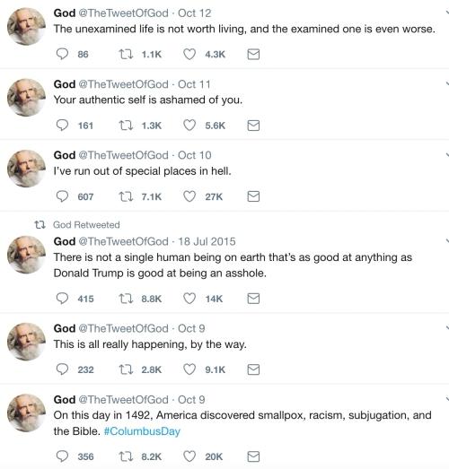 TheTweetofGod